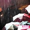 Stadsfeest in de regen, 2009.