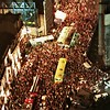 Cataloniëstraat, de massa in 1992.