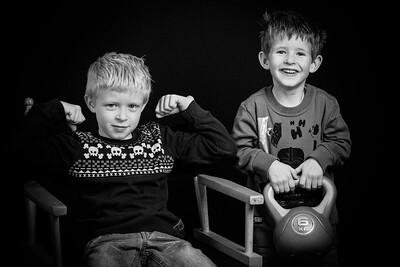 Mikkel og Mads