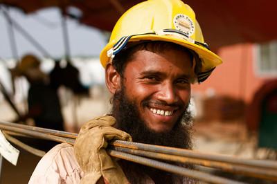 Ironman, danida vandprojekt, Saidabad, Dhaka, Bangladesh
