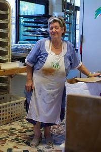 "Den Italienske ""bagedronning"""