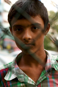 """Drengen her forsøgte at sælge mig bøger, bla. """"mein kampf"""" da jeg var på vej til centrum i en rickshaw."""