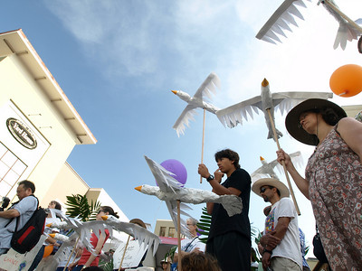 Palm Sunday Peace Parade - 2011 - Best Pics