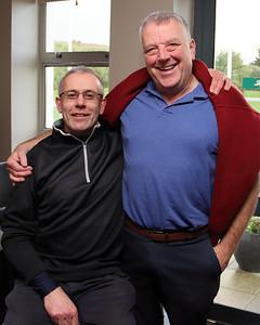 Joe Hughes & Peter Burgess
