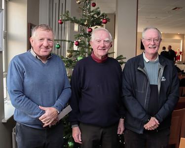 Liam Fitzpatrick, Hugh O'Brien & Richie Haskins