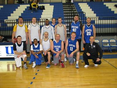 2015 Alumni Basketball Games