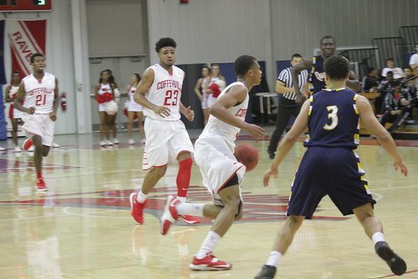 Men's Basketball 2015-2016 Action Photos