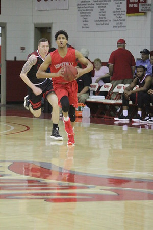 Men's Basketball vs. Labette Nov. 5, 2016