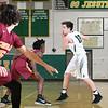 Men's JV Basketball - Jesuit Crusaders vs. Central Catholic Rams