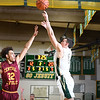 Men's Varsity Basketball - Jesuit Crusaders vs. Central Catholic Rams