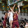 Men's Varsity Basketball - Jesuit Crusaders vs. Central Catholic Rams