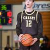 Men's Varsity Basketball - Jesuit Crusaders vs. Crespi Celts