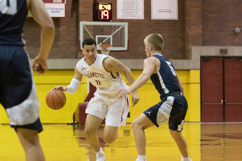 Willamette Bearcats vs Concordia Cavaliers