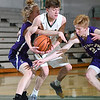 Man's JV Basketball - Jesuit Crusaders vs. Sunset Apollos