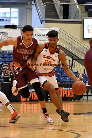 MSC Tournament GC vs Cumberland Univ. 3-2-19