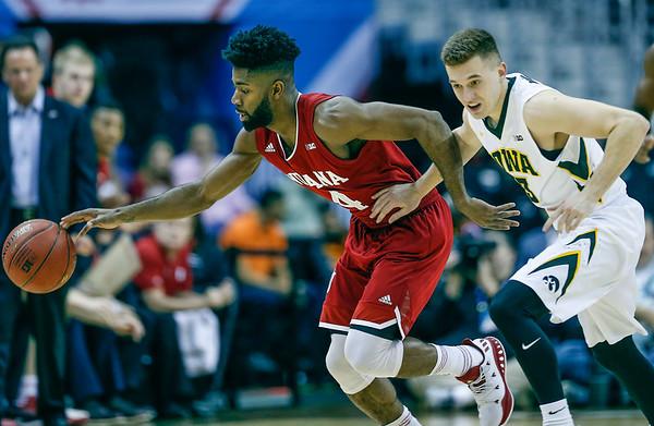 Big Ten Tournament, Men's Basketball vs. Iowa, 03/09/17, Evan De Stefano