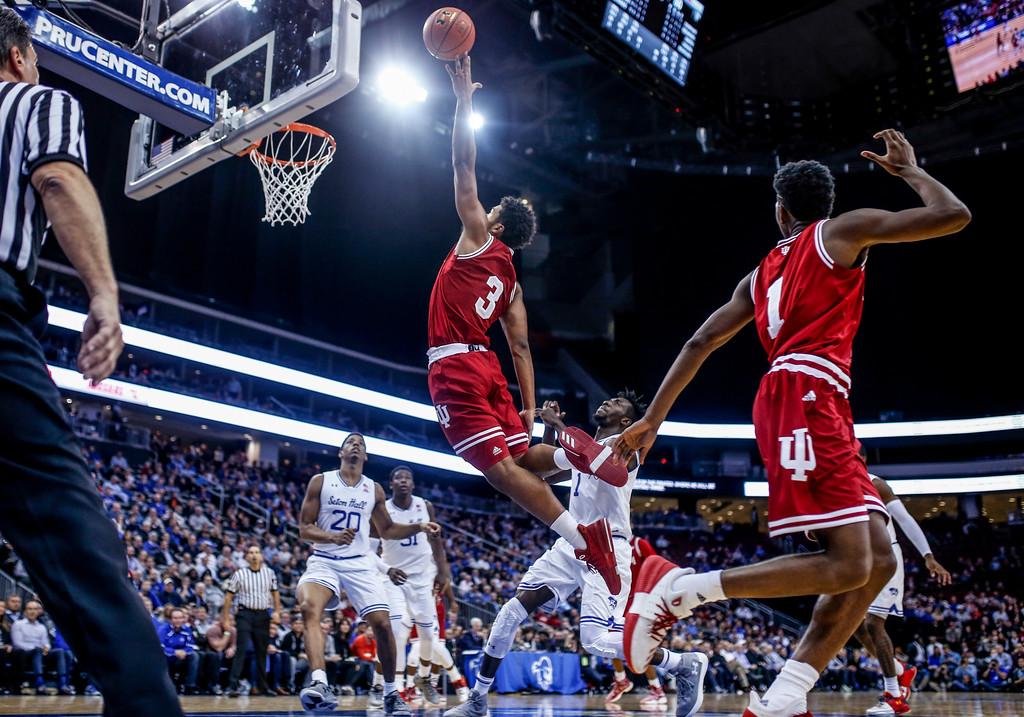 BLOOMINGTON, IN - 2017.11.15 - Men's Basketball vs. Seton Hall
