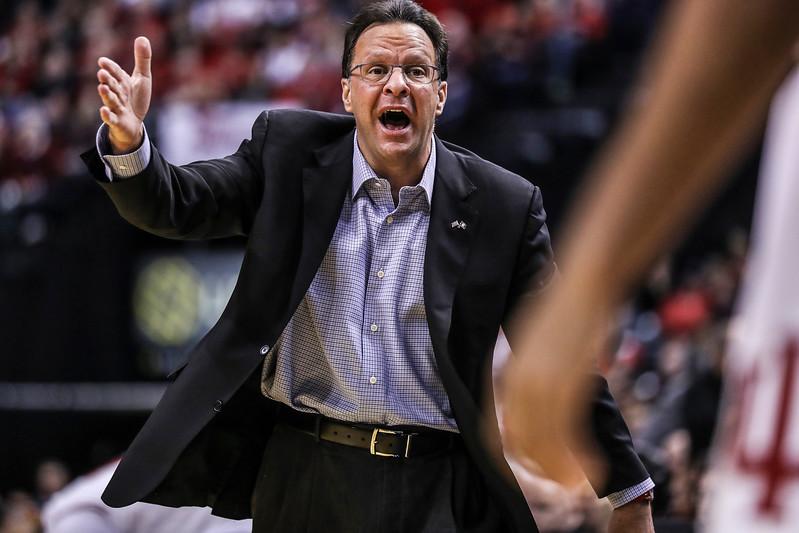 Men's Basketball vs. Louisville, 12/31/16, Evan De Stefano