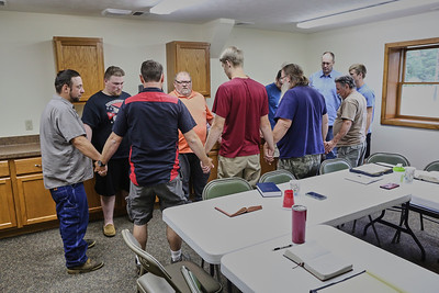 2018 BBCC Men's Bible Study