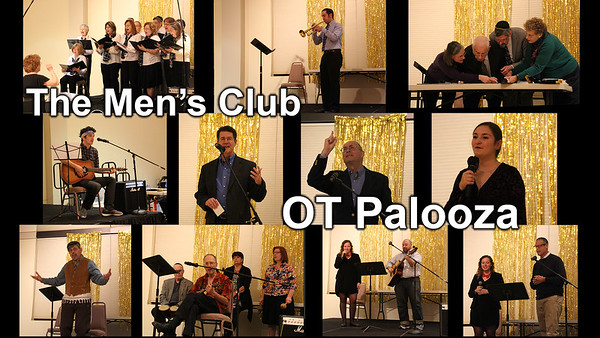 Men's Club OT Palooza Talent Show