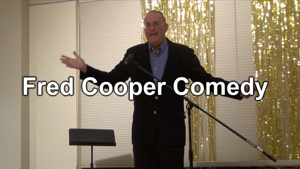 Act II - Fred Cooper performs Comedy routine