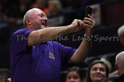 Oregon state mens basketball vs  Carroll College 102319 Leon N546
