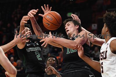 OSU vs  PSU Mens Basketball 120119 Leon Neuschwander78