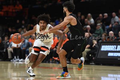OSU vs  PSU Mens Basketball 120119 Leon Neuschwander2