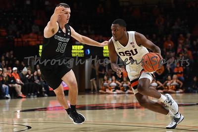 OSU vs  PSU Mens Basketball 120119 Leon Neuschwander38