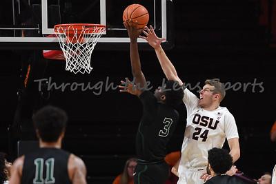 OSU vs  PSU Mens Basketball 120119 Leon Neuschwander92