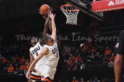 OSU vs  PSU Mens Basketball 120119 Leon Neuschwander68