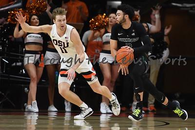 OSU vs  PSU Mens Basketball 120119 Leon Neuschwander91