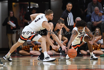 OSU vs  PSU Mens Basketball 120119 Leon Neuschwander36