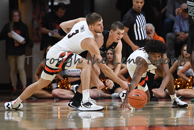 OSU vs  PSU Mens Basketball 120119 Leon Neuschwander37