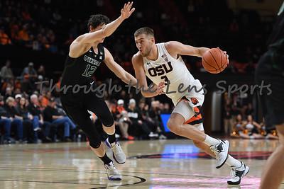 OSU vs  PSU Mens Basketball 120119 Leon Neuschwander45