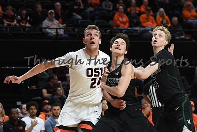 OSU vs  PSU Mens Basketball 120119 Leon Neuschwander47