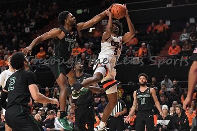 OSU vs  PSU Mens Basketball 120119 Leon Neuschwander98