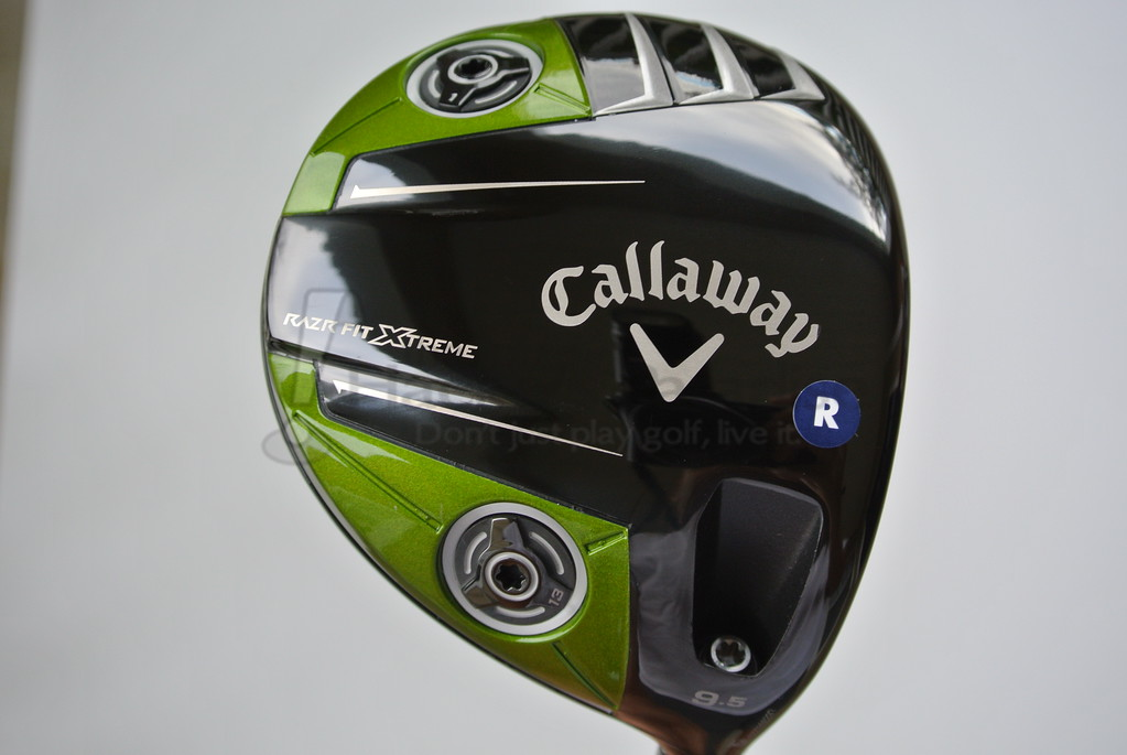 Callaway Razr Fit Xtreme Driver Preview The Hackers Paradise