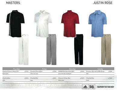adidas Masters Script