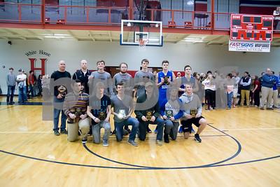 Mens District 9AA Season & Tournament Awards