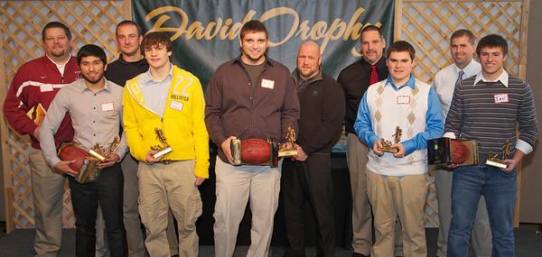 2010 Season David Trophy