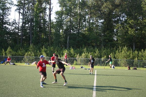 Men's Rec League - Week 7