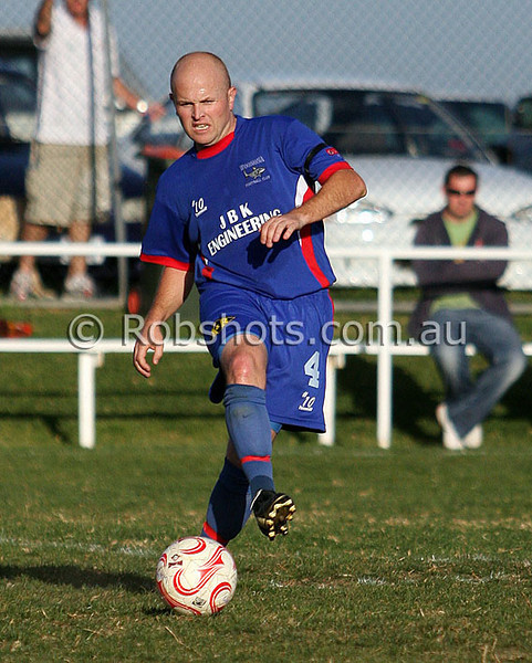 "Action from the Illawarra Premier League match between Woonona and Fernhill played at Ocean Park on the 30th August 2009. Fernhill won the match 4-2. Photo - Rob Sheeley -  <a href=""http://www.robshots.com.au"">http://www.robshots.com.au</a>"