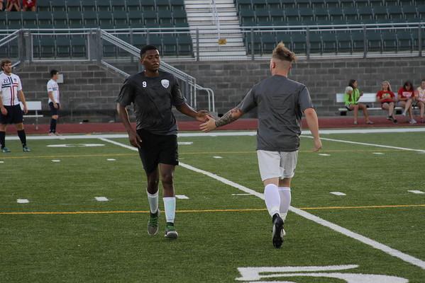 Men's Soccer 8-16-16
