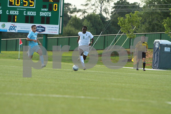 Men's Soccer vs. Talladega