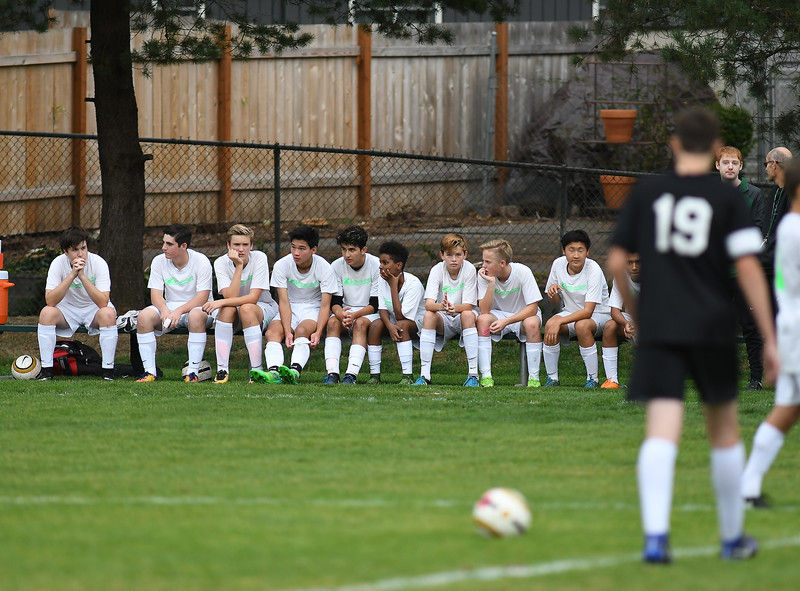 Men's JV2 Soccer- Jesuit Crusaders vs. Glencoe Crimson Tide