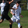 JV2 Gold Men's Soccer - Jesuit Crusaders vs. Beaverton Beavers