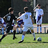 Jesuit Crusaders @ Beaverton Beavers (JV2 Gold  Men's Soccer)