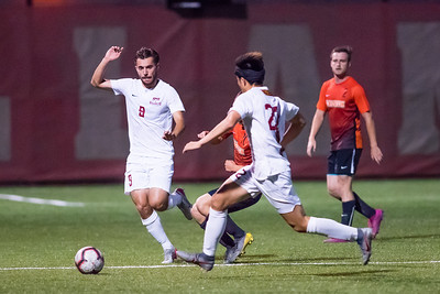 Men's Soccer: Willamette Bearcats vs Caltech Beavers