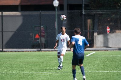 Men's Soccer: Willamette Bearcats vs Corban Warriors
